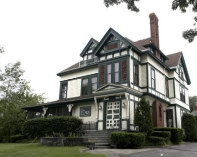 The ELMS Bed and Breakfast designed by John Calvin Stevens